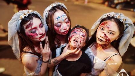 让内心恐惧变成节日该有的尖叫狂欢 The One GZ 万圣节主题派对