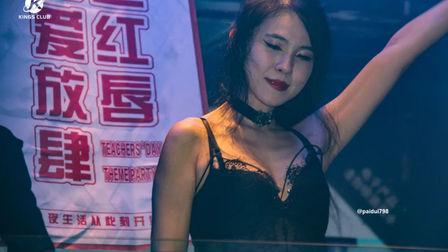 黑丝红唇❤性感来袭 KINGS酒吧 教师节主题派对