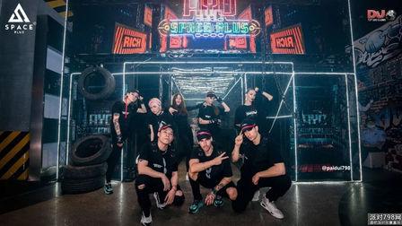用最真诚的态度去诠释说唱 用嘻哈填满了整颗十八星球 SpacePlus Guangzhou HIPHOP嘻哈主题派对