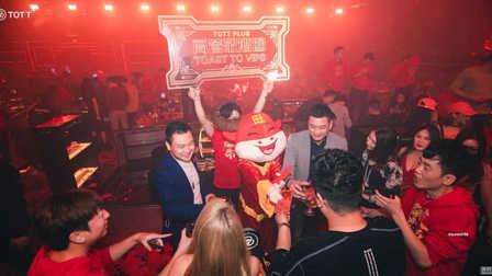 TOTT PLUS #新春主题派对 #