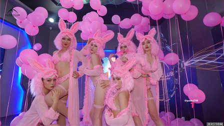 MARS酒吧钦州店粉红主题派对精彩回顾