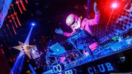 Forever酒吧 星球大战主题派对之【星球大战原力觉醒】派对 科幻只为让派对更加出彩 震撼来袭