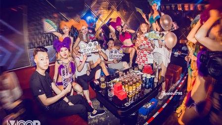 把爱和自由带到你身边 MOOP酒吧成都店 七夕情人节主题派对