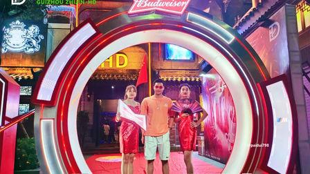 HD商务派对酒吧 国庆节主题派对