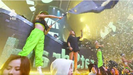 在潘多拉星上  一场神秘的派对开始了 HSOfficial 光棍节主题派对