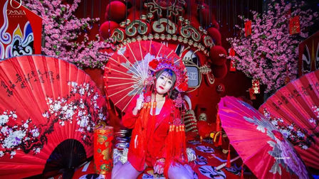 OmniaClub 【影像回顾 】02.04-02.05 | 国潮派对 | 春节主题PARTY @OMNIA CLUB