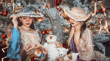 iDSHENZHEN2 圣诞节主题派对