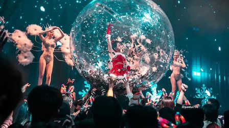 MIUclub无锡 圣诞节主题派对