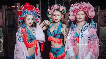 惠州市薇斯酒吧 端午节国潮主题派对