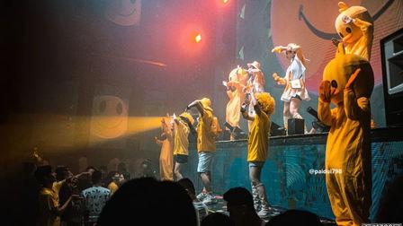 """一场""""很黄的""""光棍节派对 Queen Club 博白 光棍节主题派对"""