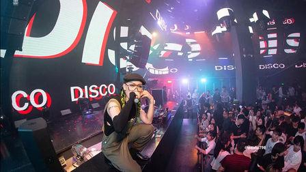 CLUB DUBAI 室内电音主题派对