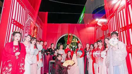 慕尚酒吧电影主题派对《红尘客栈之哪吒闹江湖》精彩回顾现场