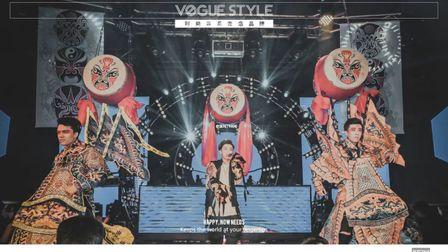 尚派酒吧 # 元宵节主题派对 # 02/19 # 闹京宵 #  国潮派对  |  REVIEW  |  @揭阳Vogue style