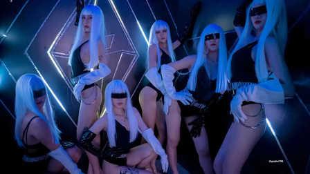 "LEVEL MAX女神节回顾 | ""她""的派对,粉力满满"