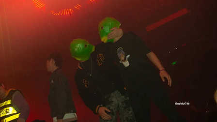 "PLUSBOX派对盒子  丨拥抱自由,全身心的融入""爱的绿光"",今晚继续燥!"