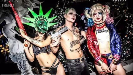 Night PUB丨电影主题派对 #「小丑暴力  PARTY」FUN下烦恼 FUN开束缚 FUN出暴力 主题Party# 精彩回顾