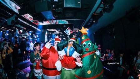 圣诞庆夜 万众同欢 RAVE 0760御 圣诞节主题派对