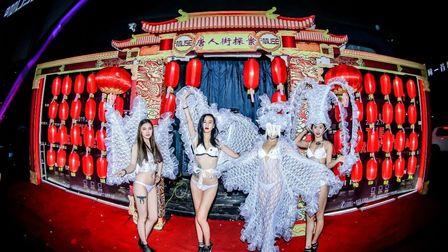 缪斯俱乐部焦作店  # 新春主题派对 #  MUSEjiaozuo | 2/19 | 唐人街探案 | 精彩现场~~~