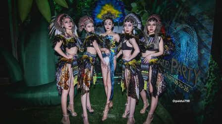 MRTEN安阳 #丛林主题派对# 所有疯狂的能量终极相遇在M...