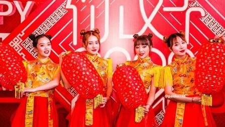 MAGO酒吧成都店#新春主题派对#春节不打烊 庚子鼠年迎新春 · 活动回顾