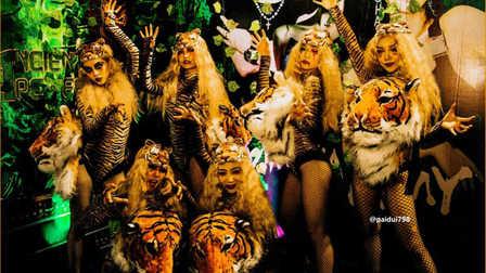 威图酒吧深圳龙华店 @丛林主题派对 原始激情,狂热奔放不停歇!