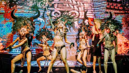 君和芭塔酒吧 从林主题派对,属于夜行动物的大狂欢!