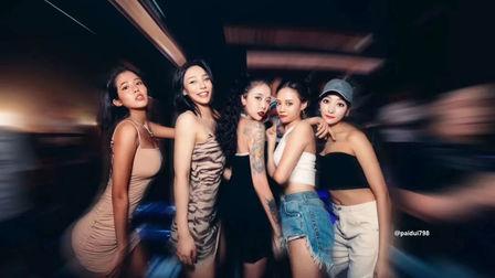 跟随DANCE CLUB脚步  穿越至茂盛奇异丛林 DANCECLUBzhengzhou 丛林主题派对