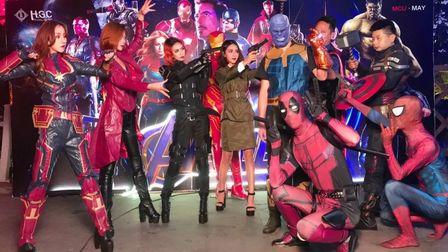 HGC · 大型科幻主题派对 | MCU ·漫威 ·【复仇者联盟】主题月,十年布局,巅峰之战!最终集