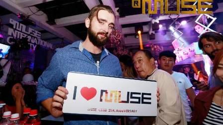 MUSE酒吧10月25日 周年庆主题派对 顶尖超跑超模助阵 「二周年盛典·精彩回顾」