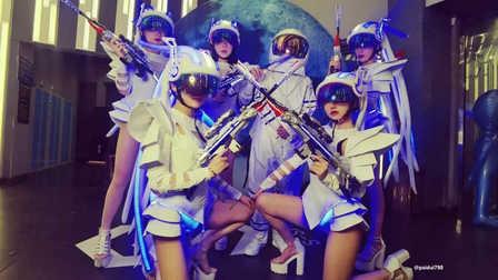 邛崃SPACE酒吧 #中秋节主题派对#  《登月计划》大型派对精彩回顾!这次错过了只能等缘分了