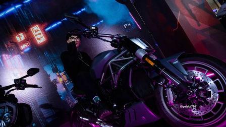 全球顶级机车品牌Ducati驶进FX FX上海 机车电音主题派对