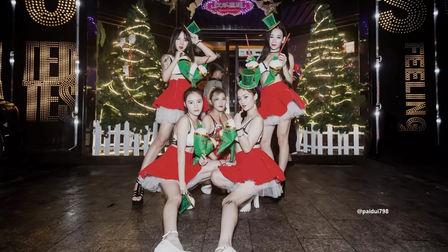 呀喏哒酒吧蓝天店 圣诞节主题派对