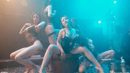 淋湿你的感官,调教你的欲望!欧迪娱乐世界 女色主义主题派对