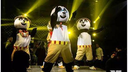 """缪斯酒吧 功夫熊猫主题派对 < 熊猫主题派对SHOW > 精彩绝伦的""""武林之旅""""当晚,我们一决高下。精彩回顾"""