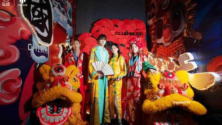 CLUBMUSE武汉光谷店 #跨年主题派对#