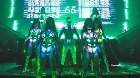JX EDM LIVE玉林  @光棍节主题派对