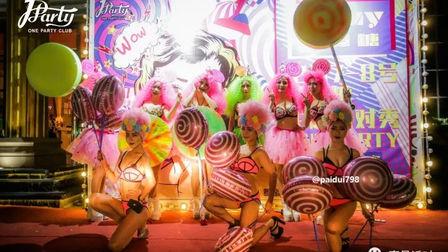 甜蜜糖果的浪漫演绎 壹号派对 糖果主题派对