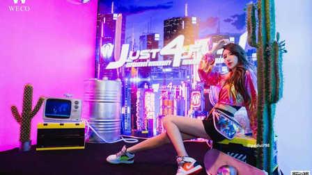 WECO珠江新城店  周年庆主题派对
