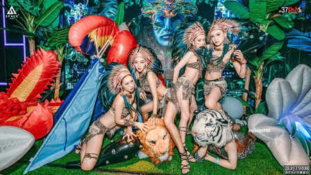 SPACE PLUS丨JUNGLE MUSIC FESTIVAL奇幻丛林电音节精彩现场回顾
