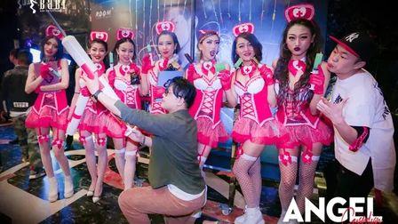 音皇娱乐俱乐部 护士节派对精彩回顾