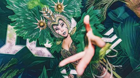 #V+PARTY ROOM#JUNGEL丛林派对幕后花絮#超燃来袭,为你揭晓一次成功派对背后的点点滴滴。