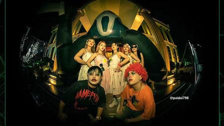 #万圣之夜 · 小丑回魂# 壹号派对 万圣节主题派对