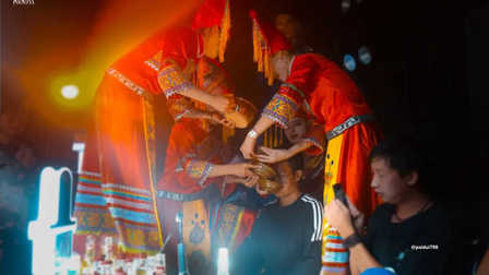 BABIROOM文山店  民族季#壮苗文化 主题派对