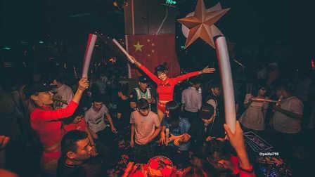 AC Night Club深圳 国庆节主题派对